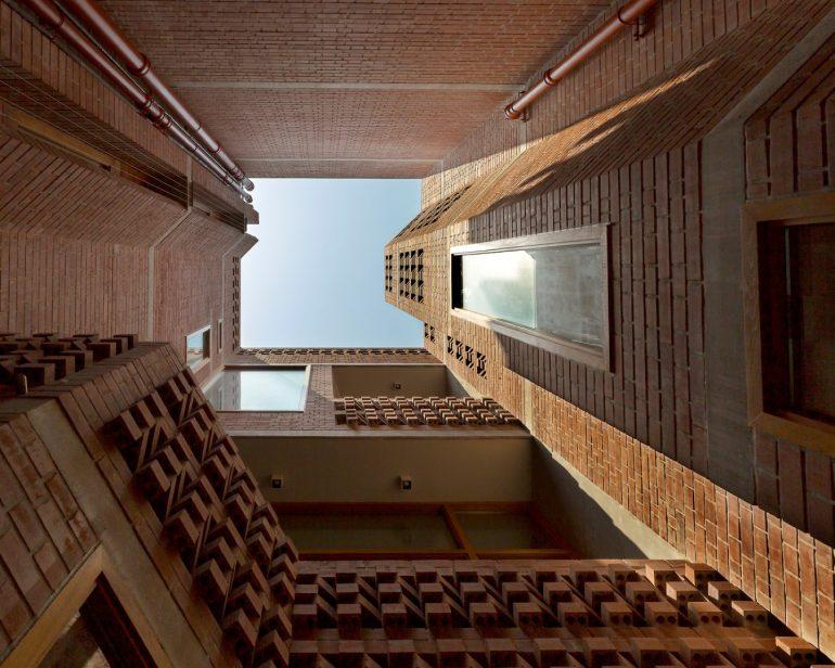 Brick Home | Vir.Mueller Architects
