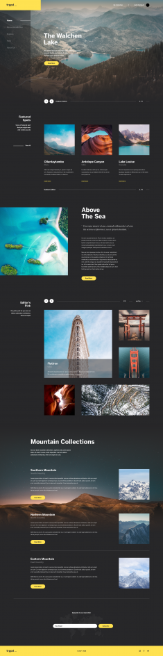 Travel Blog Exploration by Anton Chandra