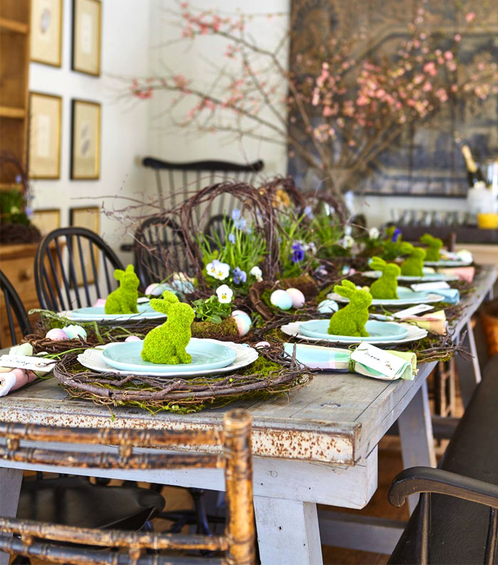 Easter & Spring Decorating Ideas
