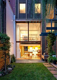 Greenwich Village Townhouse / Ryall Sheridan Architects