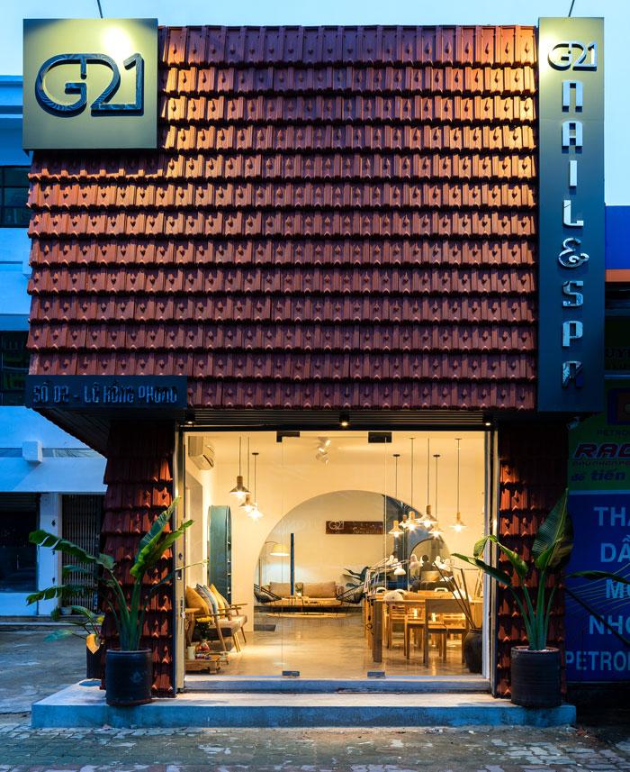 G21 Nail Spa Salon