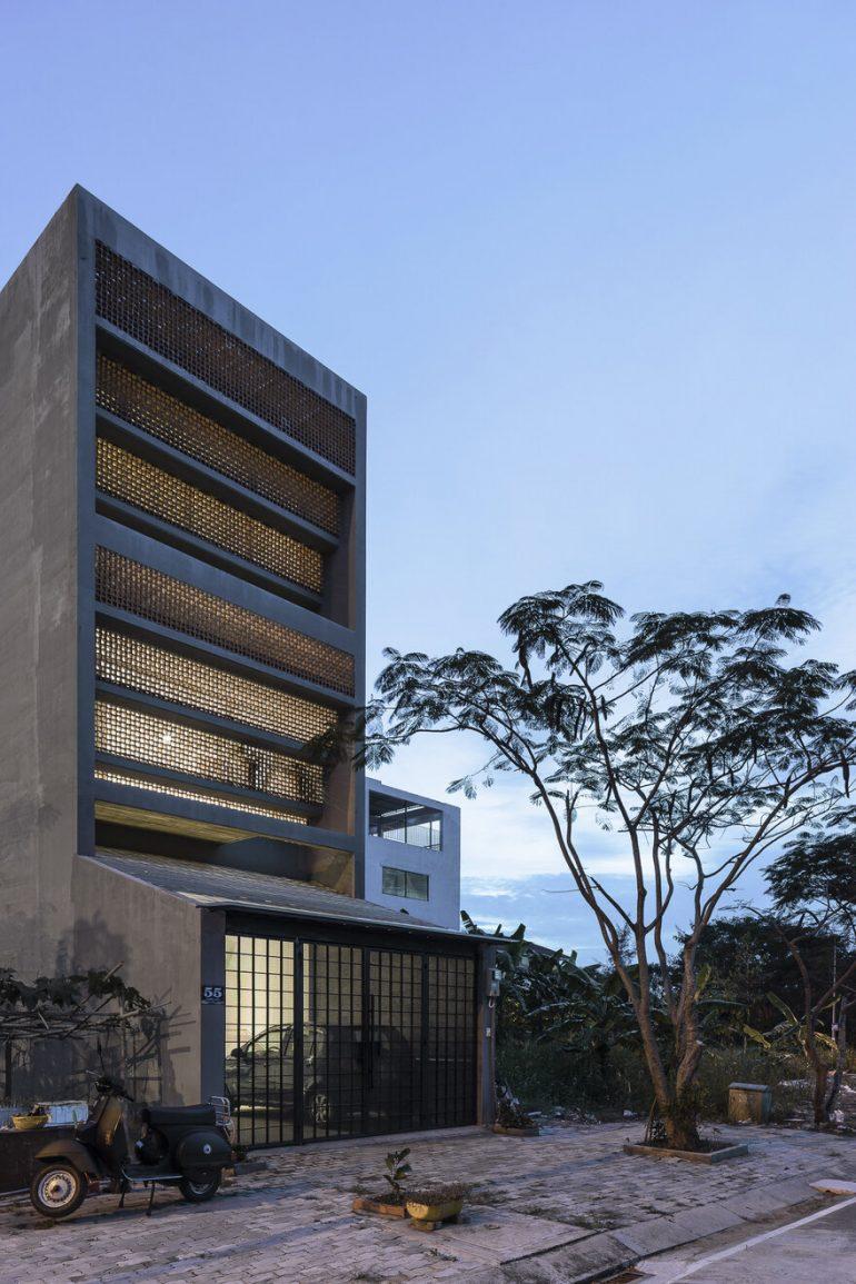 Ho Chi Minh City House / G+ Architects