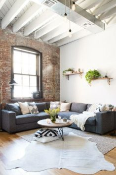 Industrial Brooklyn Home for a Young Couple