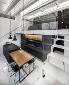 Two Level Apartment by IDwhite