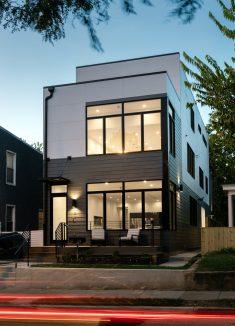 Kenyon St Duplex / KUBE Architecture
