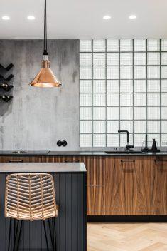 Modern Loft Apartment in Vilnius / Dizaino Virtuve