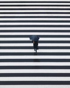 Stripes & salarymen.