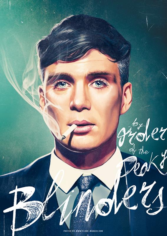 Peaky Blinders – Flore Maquin