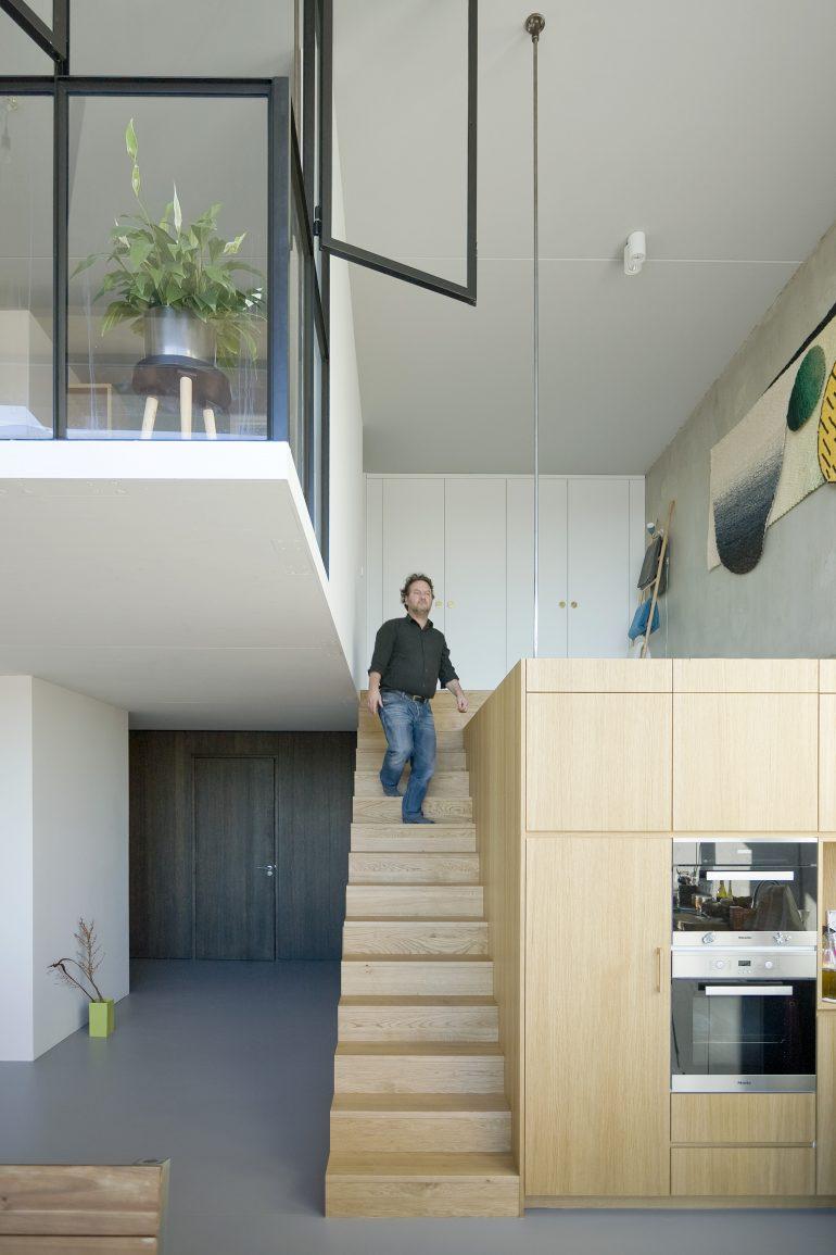 Superlofts at the Oosterhamrikkade