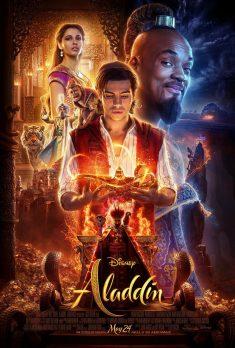 Aladdin Movie 2019 Poster