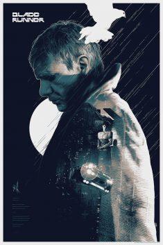 Blade Runner – Poster Design