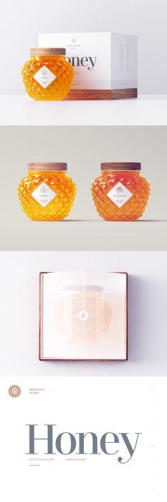 Noah Ellis Apiary / Packaging