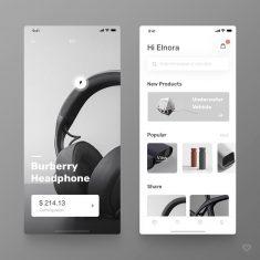 E-commerce – Redesign