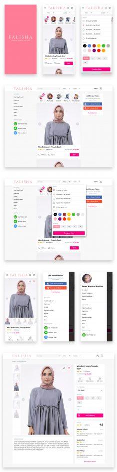 Falisha Hijab