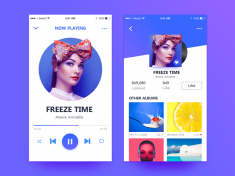 Music App by MoRing
