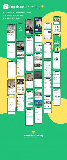 Prop Finder iOS Premium App