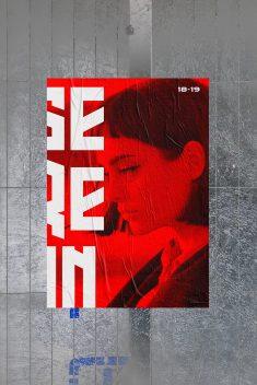 Serein Poster Design