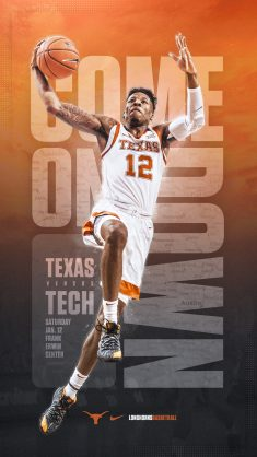 Texas Basketball Game Promos