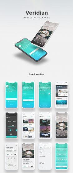 Veridian iOS App UI Kit