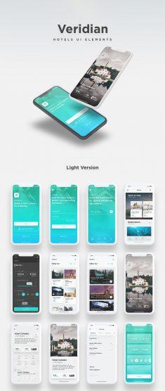 Veridian iOS App UI Kit