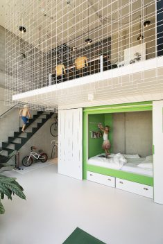 Casco Loft in Amsterdam / FABRICations