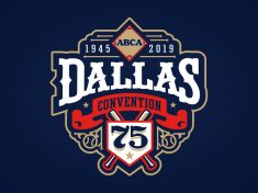 ABCA Dallas 2019 – Sports Logo