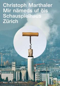 Studio Geissbühler, Zurich Schauspielhaus posters