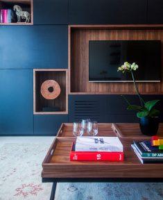 TV Niche Decorating Ideas