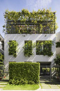 Stepping Park House / VTN Architects