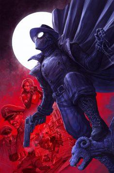 Spider-Man Noir #2 Cover by DaveRapoza
