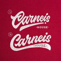 Carneis House Sketch