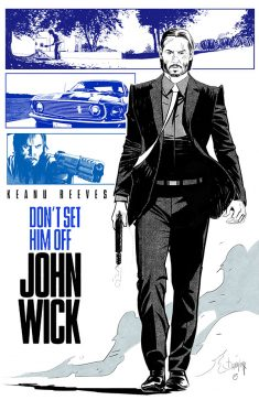 John Wick Dan Mora