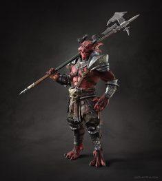 Taraghor – D&D 5e Barbarian