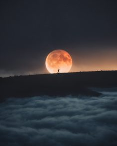 Totality Lunar Eclipse