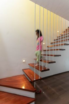 Cage House Staircase