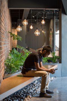 Docard Barbershop Renovation / Concept Design Company