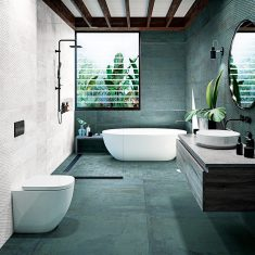 Porcelain Tiles – Metallic