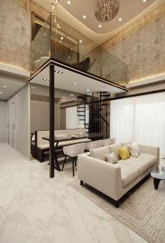 Interiors | Singapore Apartment 6