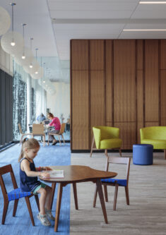Ramsey County Shoreview Library / HGA