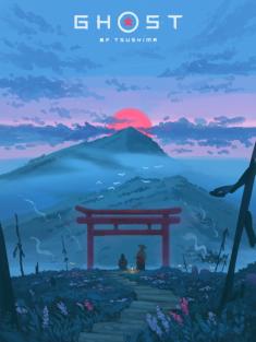 Ghost of Tsushima by Gydw1n