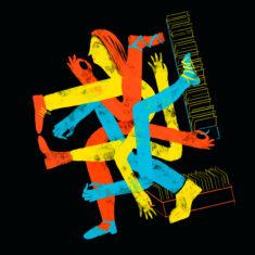 Make your own theater! | Urbino Urban Theater 2020 | visual