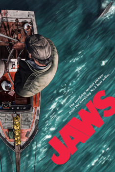 Jaws (licensed by Universal Studios and produced in collaboration with Fanattik).