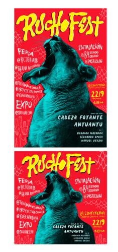 Rucho Fest Poster