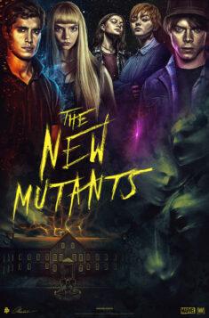 20TH CENTURY FOX – THE NEW MUTANTS (2020)