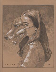 Der Fuchs by stevenrussellblack