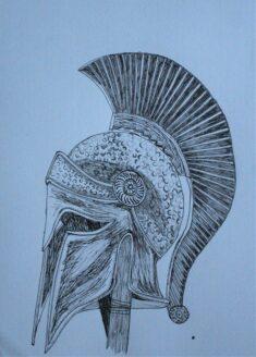 Leonidas by MissValeriana