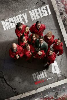 Money Heist – Netflix