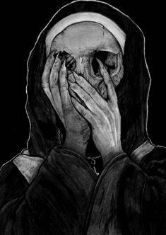 Nun by deathlouis