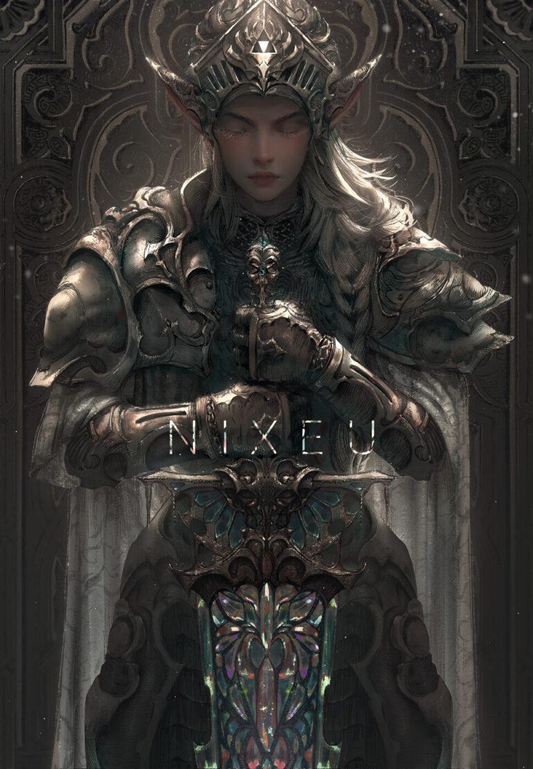 Power, Wisdom and Courage. by Nixeu