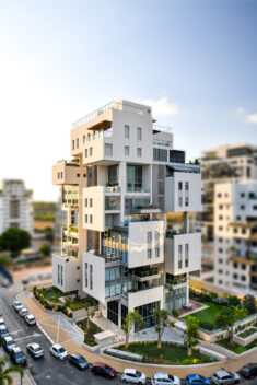 Z-5 Design Building / Amir Mann-Ami Shinar Architects